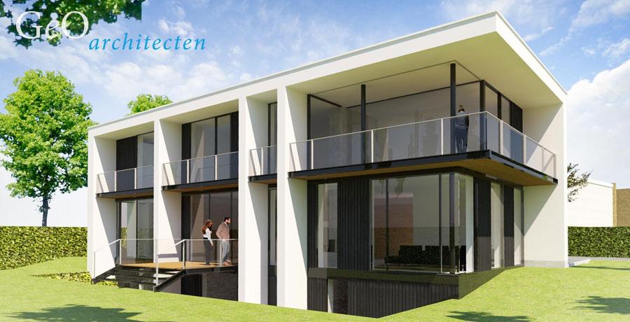 GeO architecten kiest voor Revit met 3B