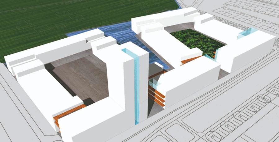 N Architecten 3D Model