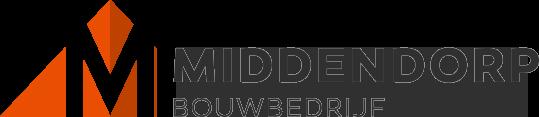 Logo bouwbedrijf Van Middendorp