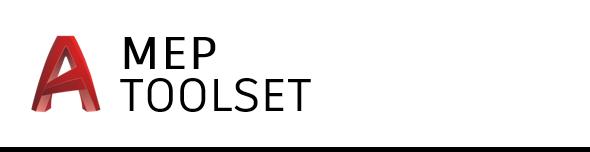 AutoCAD MEP toolset