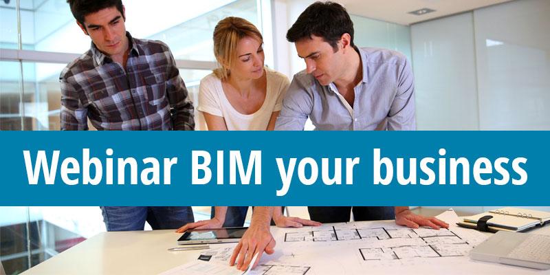 Webinar BIM your business (deel 2)