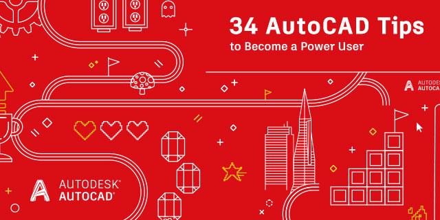 autocad tips voor de power user