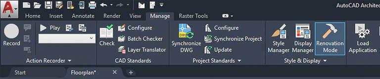 Architecture-toolset