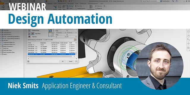 Webinar: Design Automation