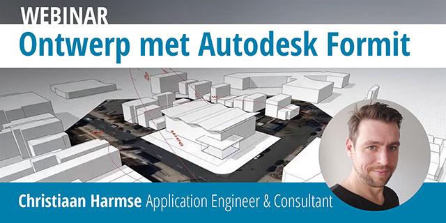 Webinar: Ontwerp met Autodesk Formit